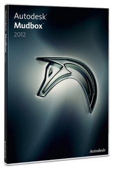 طراحی سه بعدی AUTODESK MUDBOX 2012