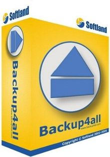 بکاپ گیری Backup4all Professional