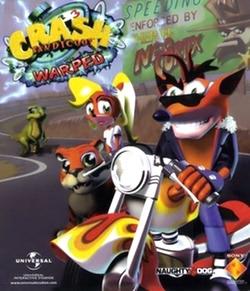 دانلود بازی Crash Bandicoot