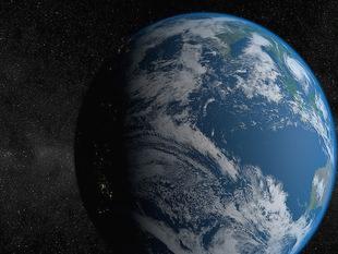 اسکرین سیور Earth Screensaver
