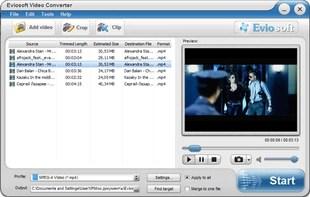 مبدل Eviosoft Video Converter