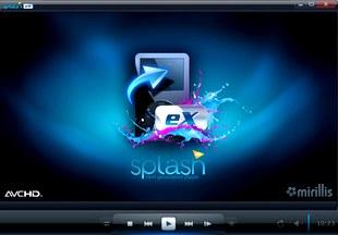 مدیاپلیر Mirillis Splash Pro EX