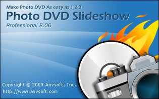 آلبوم عکس Photo DVD Slideshow Professional