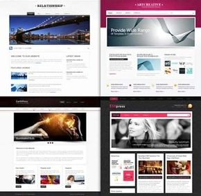 قالب آماده Templates Website