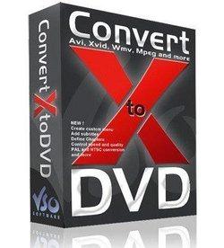 ساخت دی وی دی VSO ConvertXtoDVD