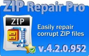 تعمیر فایلهای زیپ Zip Repair Pro