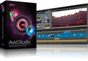 میکس مونتاژ فیلم Avid Studio