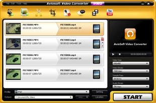 مبدل Aviosoft Video Converter Professional