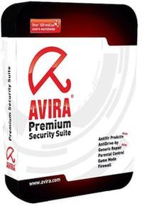 آنتی ویروس Avira Premium Security Suite