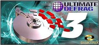 یکپارچه سازی هارد دیسک DiskTrix UltimateDefrag