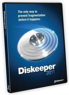 یکپارچه سازی هارد دیسک Diskeeper