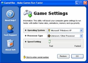 اجرای بازی ها GameHike