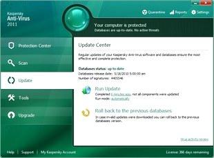 دانلود آنتی ویروس Kaspersky Antivirus