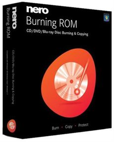 رایت و کپی Nero Burning ROM