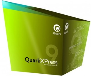 نرم افزار صفحه آرایی QuarkXPress