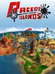 بازی مسابقه ای Racers Island Crazy Racers