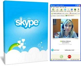 دانلود مسنجر اسکایپ Skype