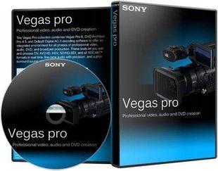 ویرایش ویدئو Sony Vegas PRO