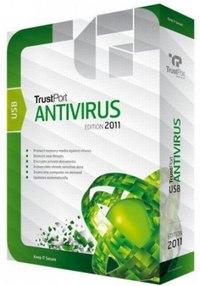 دانلود آنتی ویروس TrustPort USB Antivirus