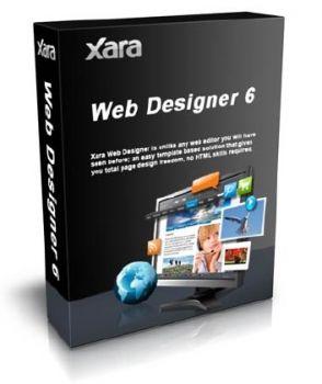 طراحی سایت Xara Web Designer Premium