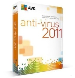 دانلود آنتی ویروس AVG Anti-Virus 2011