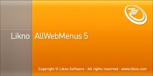 ساخت منوی جاوا اسکریپ AllWebMenus