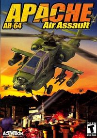 بازی جنگی Apache AH-64 Air Assault
