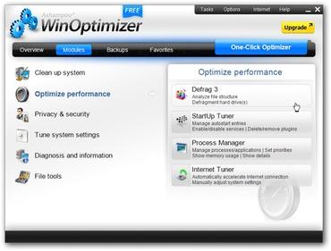 بهبود کارایی ویندوز Ashampoo WinOptimizer FREE