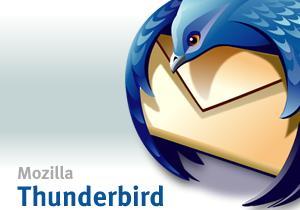 مدیریت ایمیل Mozilla Thunderbird