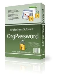 مدیریت کلمه های عبور OrgPassword