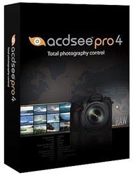 مدیریت ویرایش تصاویر عکسها ACDSee Pro