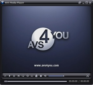 پخش کننده فایلهای صوتی ویدئویی AVS Media Player