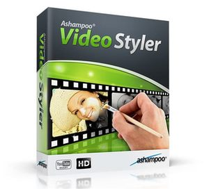 ویرایش ادیت تدوین فیلم Ashampoo Video Styler
