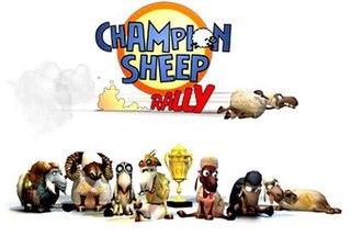 بازی رالی گوسفندان Champion Sheep Rally