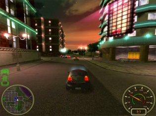 دانلود بازی اتومبیل رانی City Racing