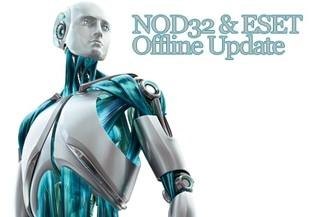 ESET NOD32 Offline Update آپدیت آفلاین آنتی ویروس نود 32