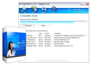 حذف تروجانها GridinSoft Trojan Killer