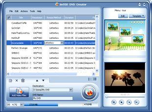 ساخت دی وی دی فیلم ImTOO DVD Creator