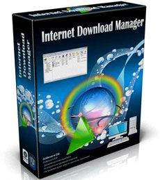 شتاب دهنده مدیریت دانلودها Internet Download Manager