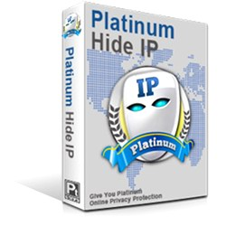 پنهان کردن آی پی Platinum Hide IP