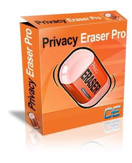 پاکسازی تاریخچه مرورگر Privacy Eraser Pro