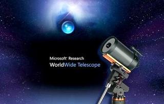دانلود تلسکوپ جهانی WorldWide Telescope v3