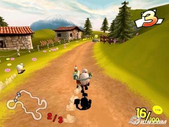 دانلود بازی رالی گوسفندان download Champion Sheep Rally