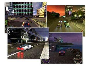 دانلود بازی download City Racing