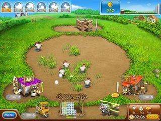 دانلود بازی کم حجم download Farm 2