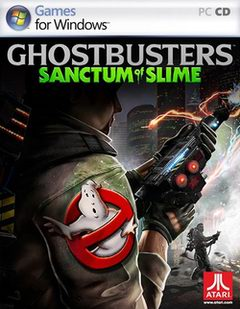 بازی download Ghostbusters Sanctum of Slime