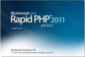 برنامه نویسی Blumentals Rapid PHP