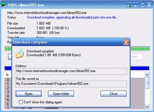 مدیریت دانلودها Internet Download Manager
