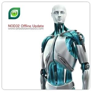 آپدیت بروز رسانی آفلاین NOD32 Offline Update