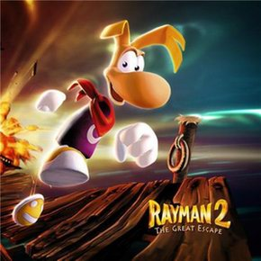 بازی مهیج Rayman 2 The Great Escape